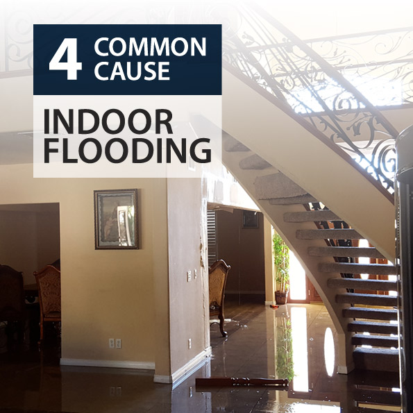 Indoor Flooding