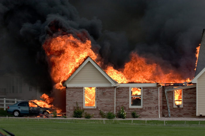 5 Common Causes Of Fire Damage: Keep Your Property Safe Today!